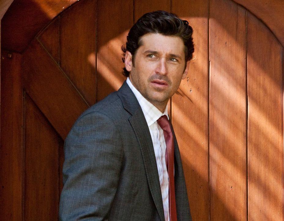 Der attraktive Dr. Harrison Copeland (Patrick Dempsey) verdreht den Frauen die Köpfe und treibt eine junge Frau mit seinen Lügen ins Unglück ... - Bildquelle: 2010 Warner Bros.