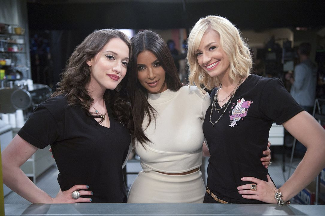 2-Broke-Girls-Staffel-4-allgemeine-Bilder-Darsteller-Portrait-2 - Bildquelle: Warner Bros. Entertainment, Inc. 2014