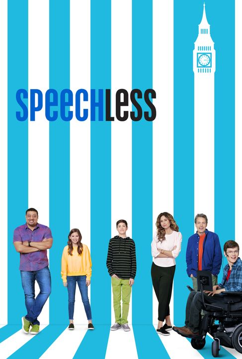 (3. Staffel) - Speechless - Artwork - Bildquelle: 2018-2019 American Broadcasting Companies. All rights reserved.