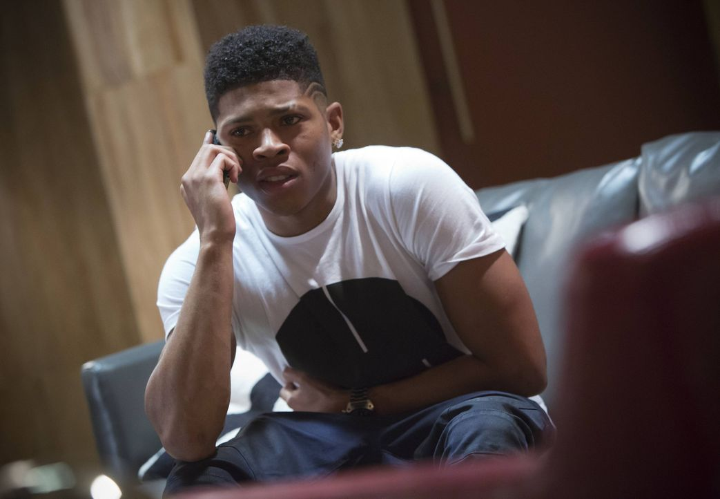 Hakeem (Bryshere Y. Gray) kann es nicht fassen: Seine Freundin Tiana ist mit einer Frau liiert ... - Bildquelle: 2015 Fox and its related entities.  All rights reserved.
