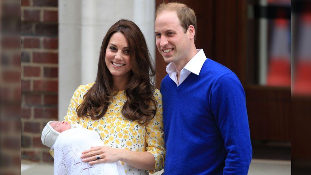 Kind Von Kate Und William Name