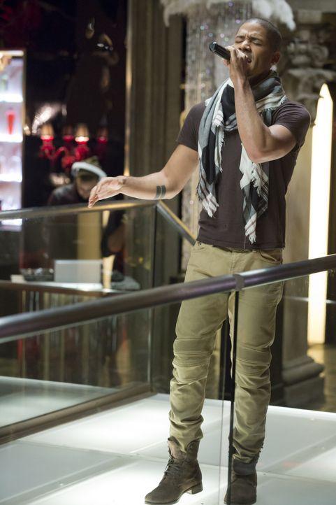 Er kann einfach nicht mit seinem Bruder Hakeem zusammen performen. Jamal (Jussie Smollett) will der Star auf der Bühne sein ... - Bildquelle: 2015 Fox and its related entities.  All rights reserved.