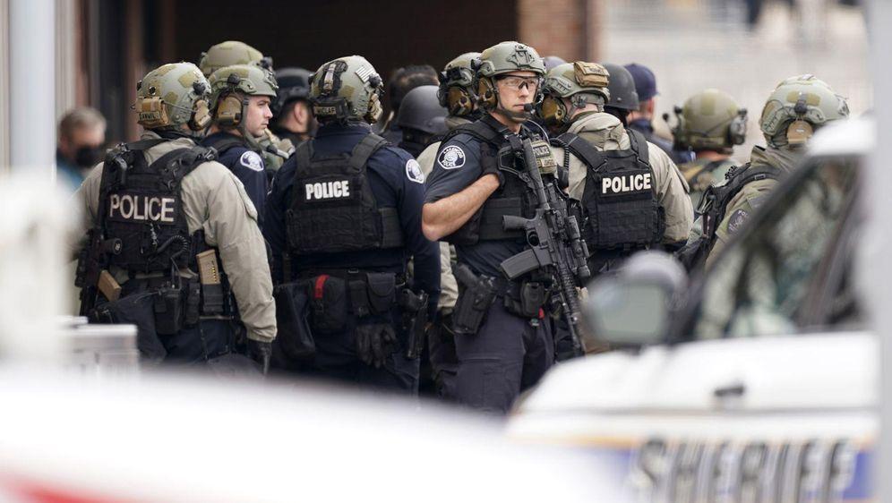 - Bildquelle: David Zalubowski/AP/dpa