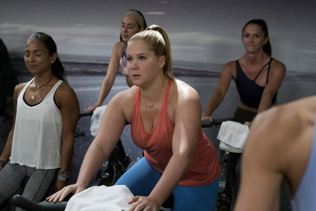 Renee Bennett (Amy Schumer) - Bildquelle: 2018 TBV PRODUCTIONS, LLC. ALL RIGHTS RESERVED.