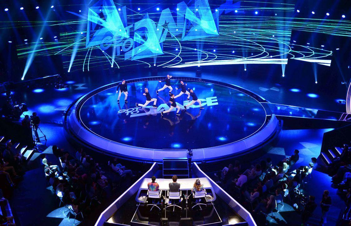 Got-To-Dance-Special-Elements-11-SAT1-ProSieben-Willi-Weber - Bildquelle: SAT.1/ProSieben/Willi Weber