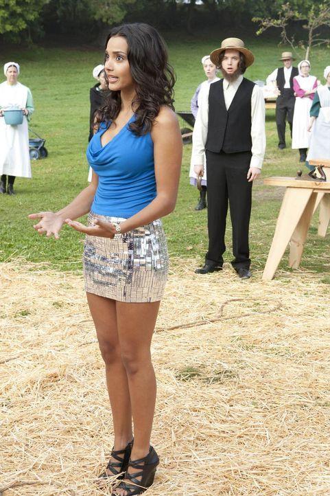 Während Riley (Jessica Lucas) einen Amish kennenlernt und sich in ihn verliebt, bekommt Ben Ärger mit Sara ... - Bildquelle: NBC Universal, Inc.
