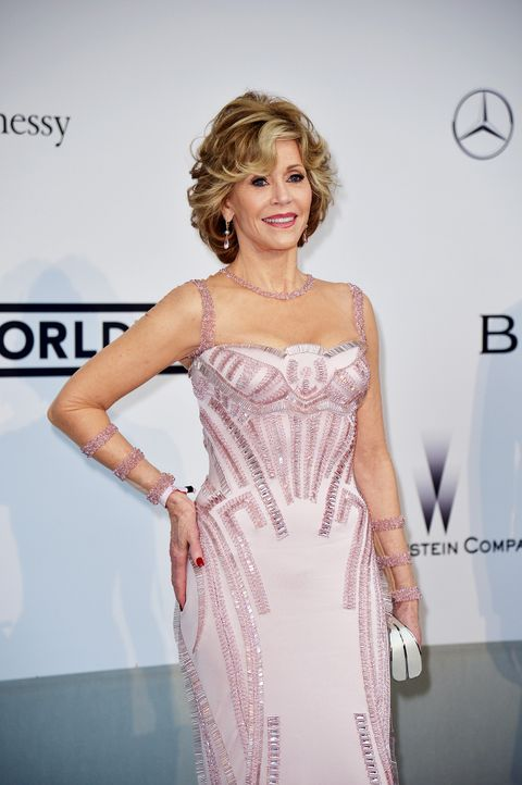 Cannes-Filmfestival-amfAR-Jane-Fonda-140522-AFP - Bildquelle: AFP