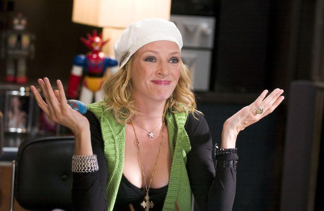 Chili Palmer will mit seiner alten Freundin Edie (Uma Thurman) eine angeschlagene Plattenfirma wieder fit machen. Wie? Natürlich mit dem ganz groß... - Bildquelle: Metro-Goldwyn-Mayer Studios Inc. All Rights Reserved.