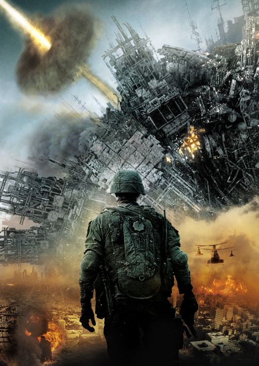 WORLD INVASION: BATTLE LOS ANGELES - Artwork - Bildquelle: 2011 Columbia Pictures Industries, Inc. and Beverly Blvd LLC. All Rights Reserved.