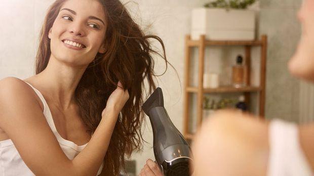Das richtige Trocknen der Haare