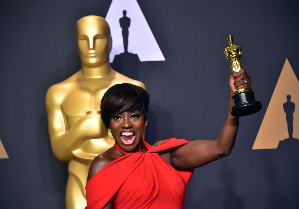 Viola-Davis-AFP - Bildquelle:  AFP PHOTO / FREDERIC J. BROWN