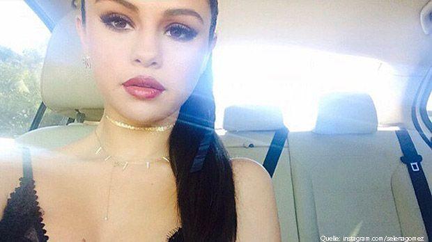 Selena-Gomez-Schnappi-Instagram-selenagomez - Bildquelle: http://instagram.com/selenagomez
