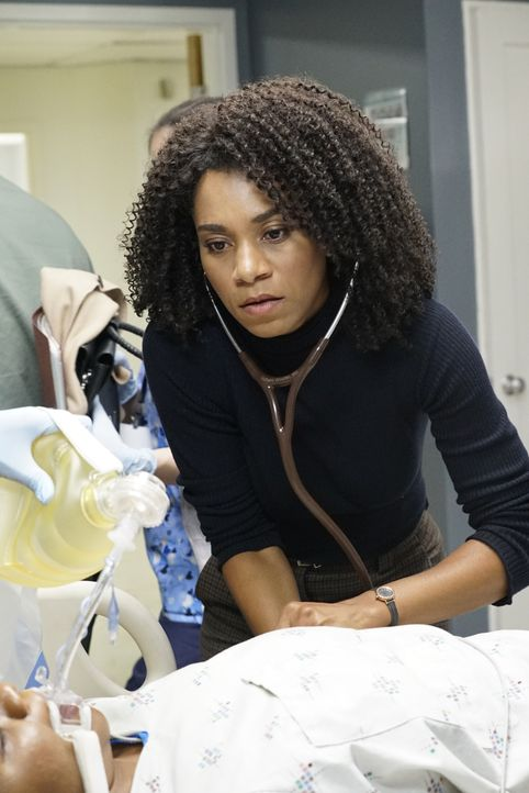 Dr. Maggie Pierce (Kelly McCreary) - Bildquelle: Kelsey McNeal 2019 American Broadcasting Companies, Inc. All rights reserved / Kelsey McNeal