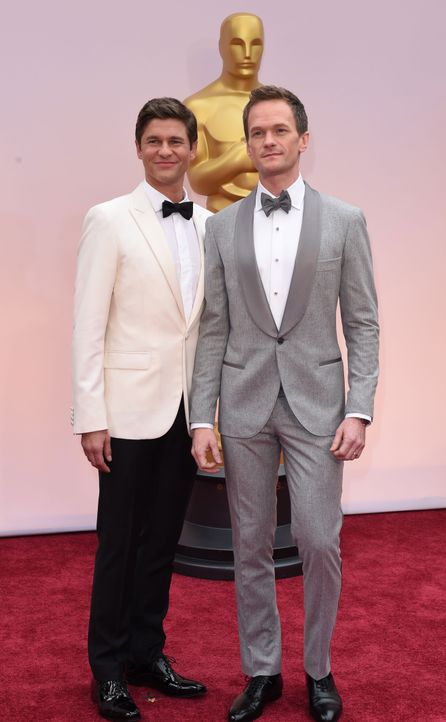 Neil Patrick Harris 2 Red Carpet