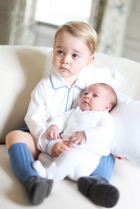 Prinz-George-Prinzessin-Charlotte-Mai-2015-01-HRH-The-Duchess-of-Cambridge2015 - Bildquelle: HRH The Duchess of Cambridge 2015