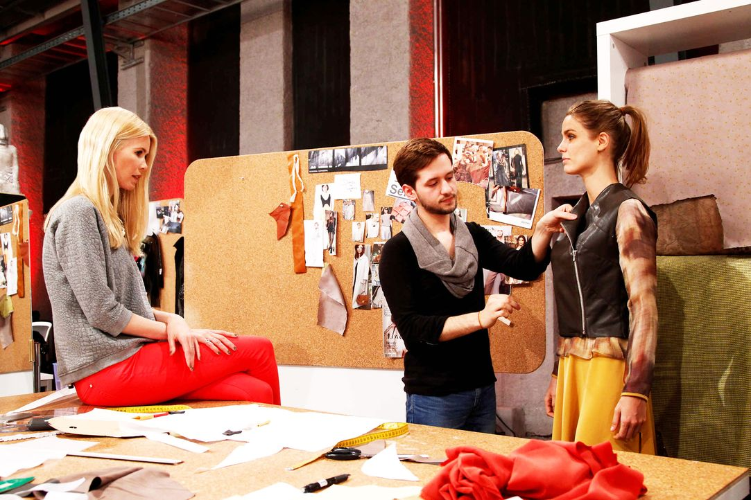 Fashion-Hero-Epi04-Atelier-63-Richard-Huebner - Bildquelle: Richard Huebner