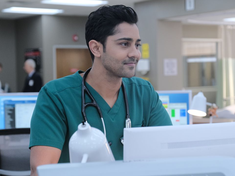 Dr. Devon Pravesh (Manish Dayal) - Bildquelle: Guy D'Alema 2019-2020 Twentieth Century Fox Film Corporation.  All rights reserved. / Guy D'Alema