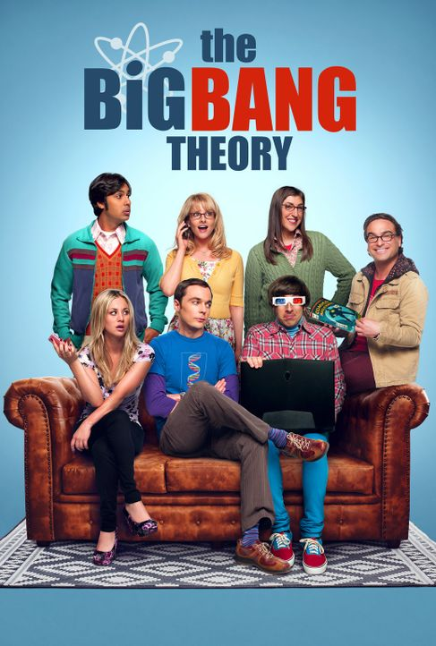 (12. Staffel) - The Big Bang Theory - Artwork - Bildquelle: Warner Bros. Television