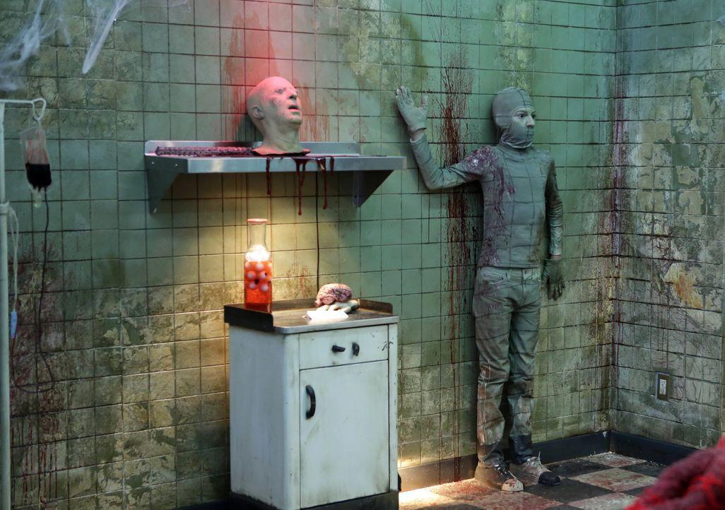 Halloween steht vor der Tür und da Jilian Hilfe braucht, steht Ray (Mason Cook) ihr selbstverständlich zur Seite ... - Bildquelle: 2016-2017 American Broadcasting Companies. All rights reserved.