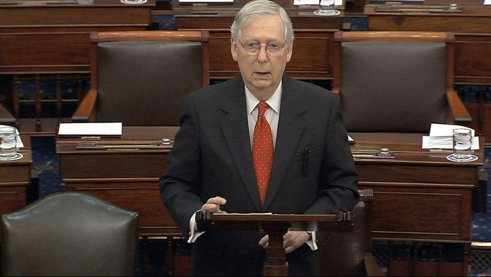 - Bildquelle: (c) Senate Television/AP