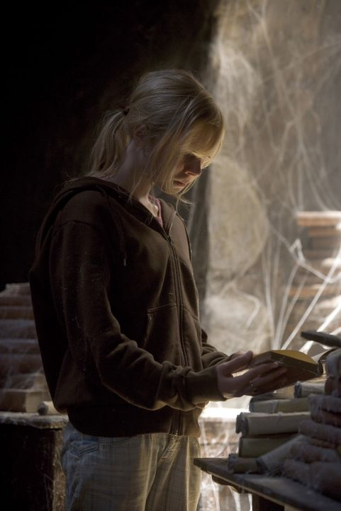 Die 13-jährige Katrine (Julie Grundtvig Wester) verbringt den Sommer auf der Insel Bornholm. Dort erfährt sie von einem Schatz, den vor langer Zei... - Bildquelle: Nordisk Film Biografdistribution