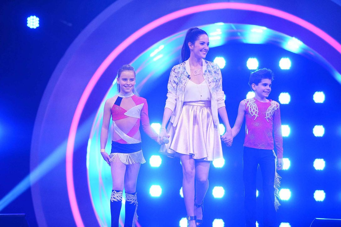 Got-To-Dance-Cecilia-David-02-SAT1-ProSieben-Willi-Weber - Bildquelle: SAT.1/ProSieben/Willi Weber