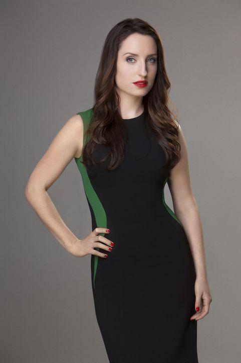 (1. Staffel) - Kate (Zoe Lister Jones), eine erfolgreiche Karrierefrau, die jedoch kein Glück bei der Auswahl ihrer Dates hat ... - Bildquelle: 2013 CBS Broadcasting, Inc. All Rights Reserved.