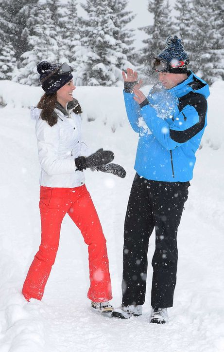 Royals-winterurlaub-3-John Stillwell-POOL-AFP - Bildquelle: John Stillwell/POOL/AFP
