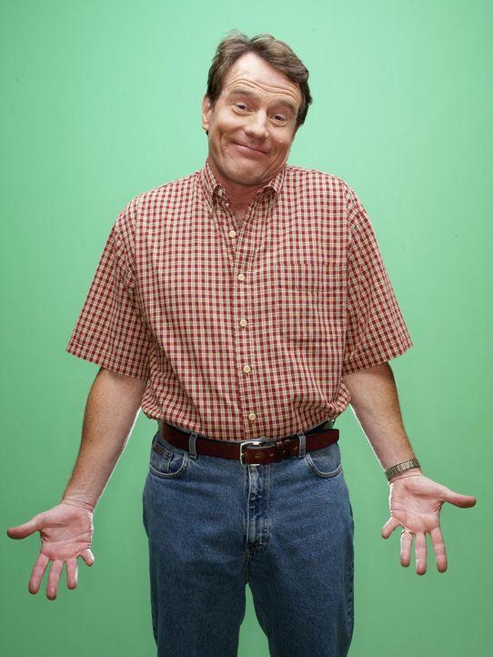 (7. Staffel) - Seine Familie setzt ihm gerne heftig zu: Vater Hal (Bryan Cranston) ... - Bildquelle: TM +   2000 Twentieth Century Fox Film Corporation. All Rights Reserved.