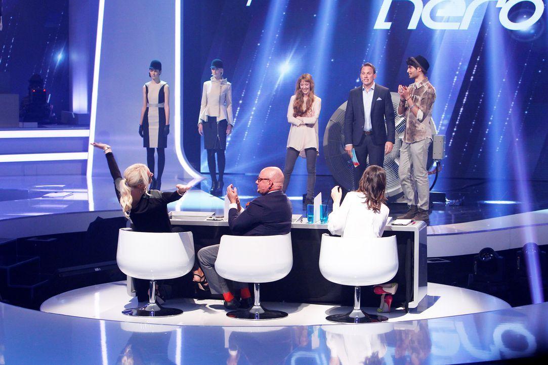 Fashion-Hero-Epi01-Show-66-ProSieben-Richard-Huebner - Bildquelle: ProSieben / Richard Huebner