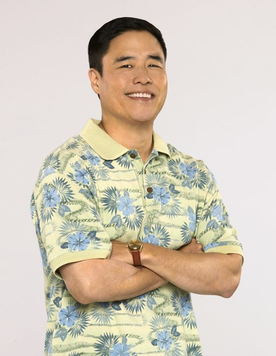 (1. Staffel) - Familienoberhaupt Louis Huang (Randall Park) beginnt mit seinen Lieben ein neues Leben in der Vorstadt von Orlando, Florida. Ein Kult... - Bildquelle: 2015 American Broadcasting Companies. All rights reserved.