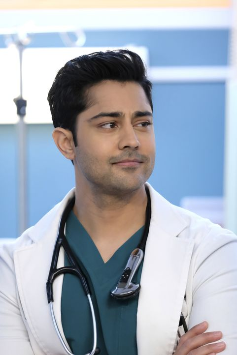 Dr. Devon Pravesh (Manish Dayal) - Bildquelle: 2018-2019 Twentieth Century Fox Film Corporation.  All rights reserved.