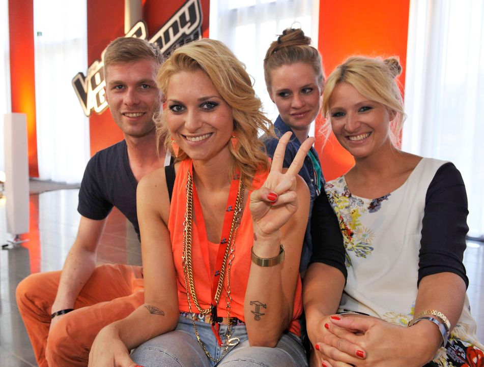 giulia-the-voice-of-germany-stf02-epi02-20-backstagejpg 2000 x 1519 - Bildquelle: ProSieben/SAT.1/Christoph Assmann
