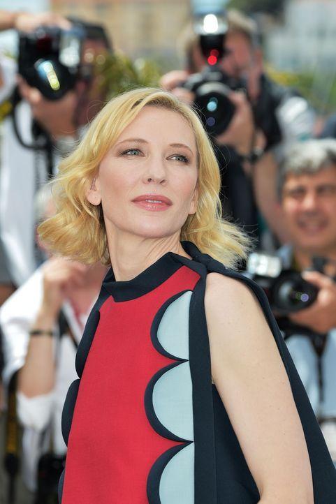 Cannes-Filmfestival-Cate-Blanchett-14-05-16-AFP - Bildquelle: AFP