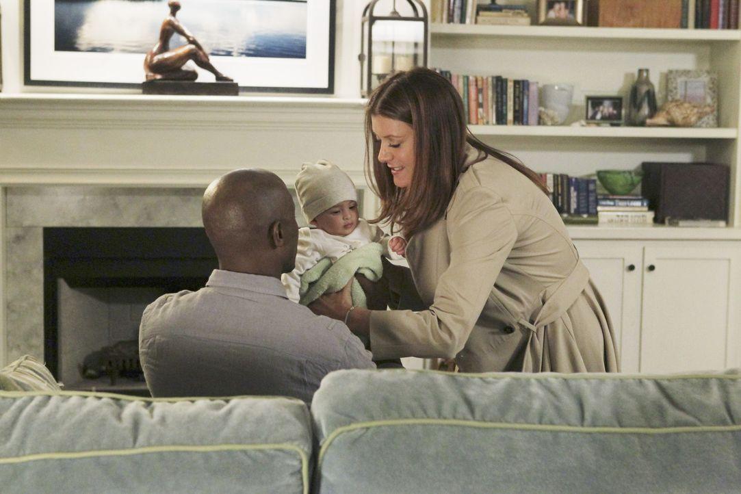 Hat ihre Beziehung doch noch eine Chance? Sam (Taye Diggs, l.) und Addison (Kate Walsh, r.) ... - Bildquelle: ABC Studios