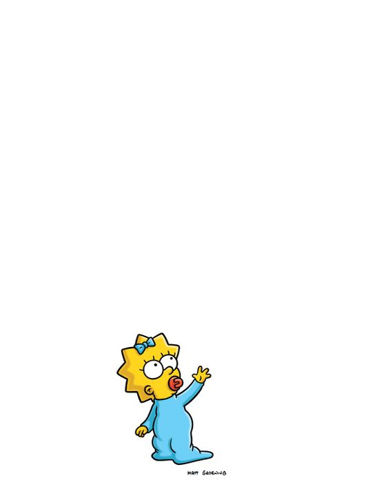 (21. Staffel) - Das Nesthäkchen der Simpsons: die kleine Maggie. - Bildquelle: und TM Twentieth Century Fox Film Corporation - Alle Rechte vorbehalten