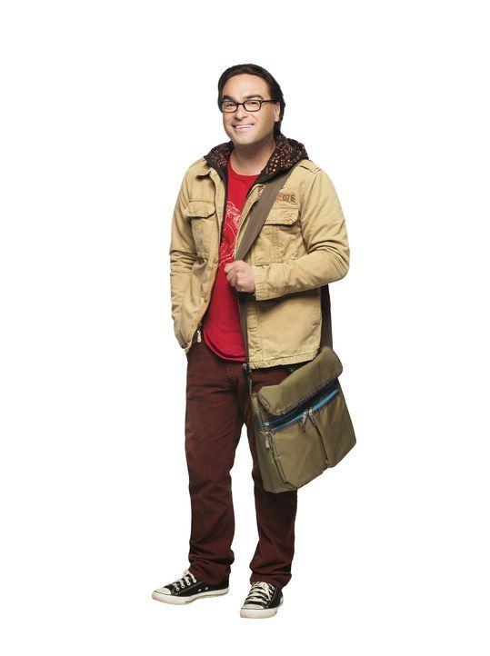 (7. Staffel) - Ein brillianter Physiker, allerdings mit wenig Ahnung vom normalen Leben: Leonard (Johnny Galecki) ... - Bildquelle: Warner Bros. Television