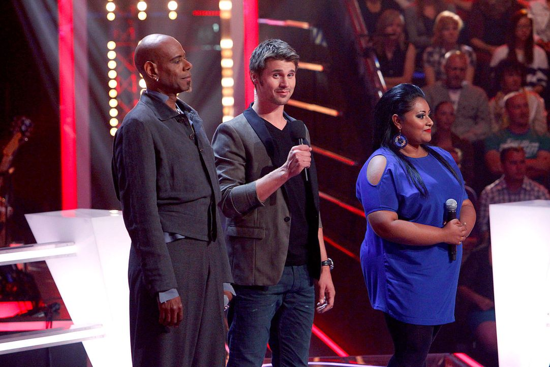battle-michelle-vs-dennis-11-the-voice-of-germany-richard-huebnerjpg 1700 x 1134 - Bildquelle: SAT1/ProSieben/Richard Hübner