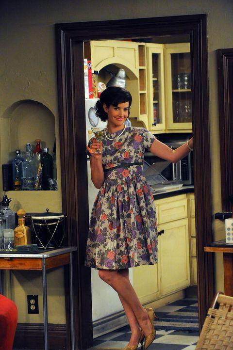 Das Jahr 2009 in der Vorstellung von Ted: Robin (Cobie Smulders) ... - Bildquelle: 20th Century Fox International Television