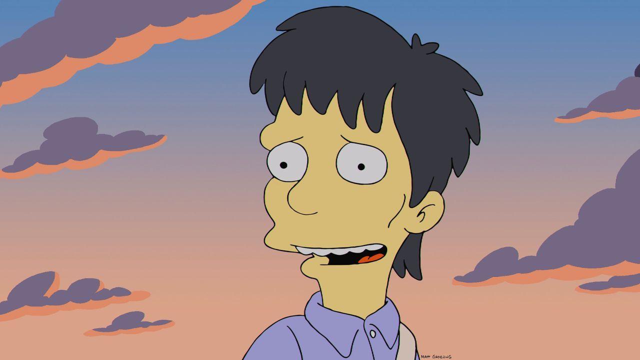 Als Barts Mitschüler Diggs glaubt, dass er fliegen kann, muss Bart endlich erkennen, dass sein neuer Freund doch mehr als nur ein wenig verschroben... - Bildquelle: 2013 Twentieth Century Fox Film Corporation. All rights reserved.