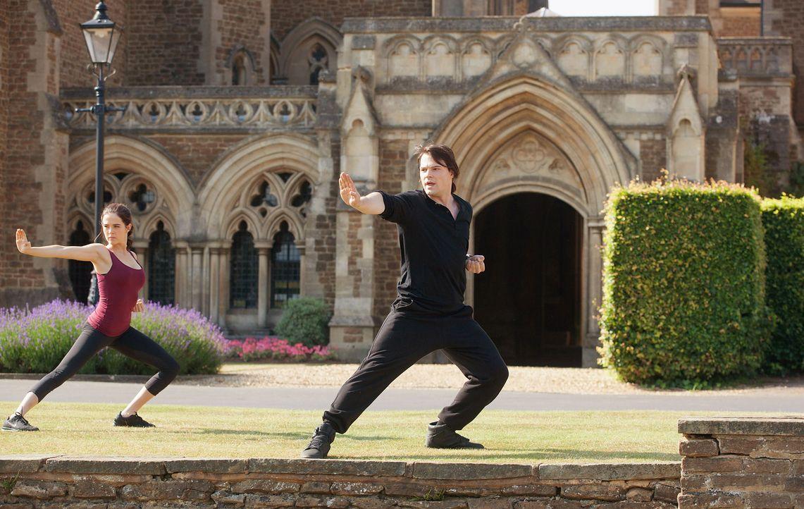 Vampire-Academy-Dhampire-Universum-Film - Bildquelle: Universum Film