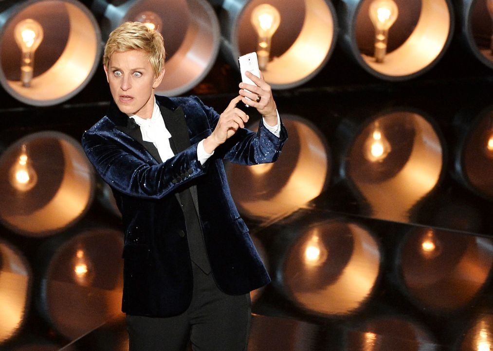 oscars-Ellen-DeGeneres-140302-2-getty-AFP - Bildquelle: getty-AFP