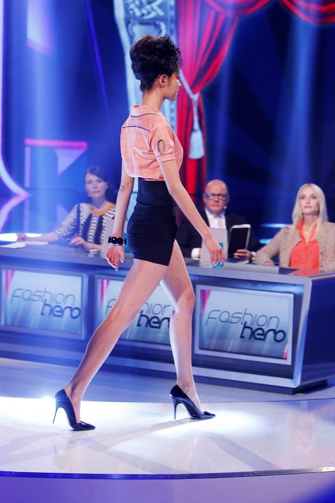 Fashion-Hero-Epi02-Show-077-ProSieben-Richard-Huebner - Bildquelle: ProSieben / Richard Huebner