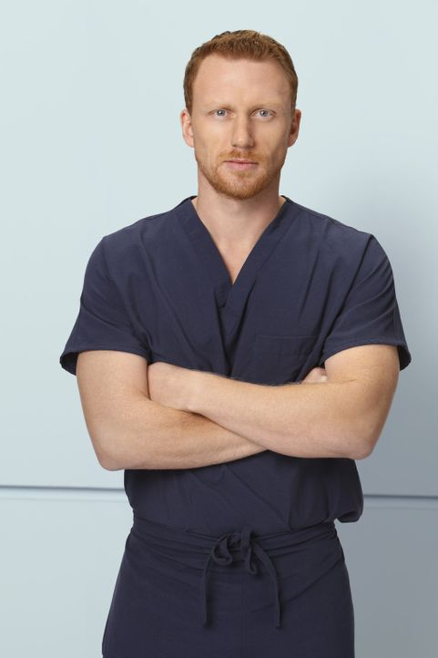 Dr. Owen Hunt (Kevin McKidd) - Bildquelle: Craig Sjodin 2009 American Broadcasting Companies, Inc. All rights reserved. NO ARCHIVE. NO RESALE.