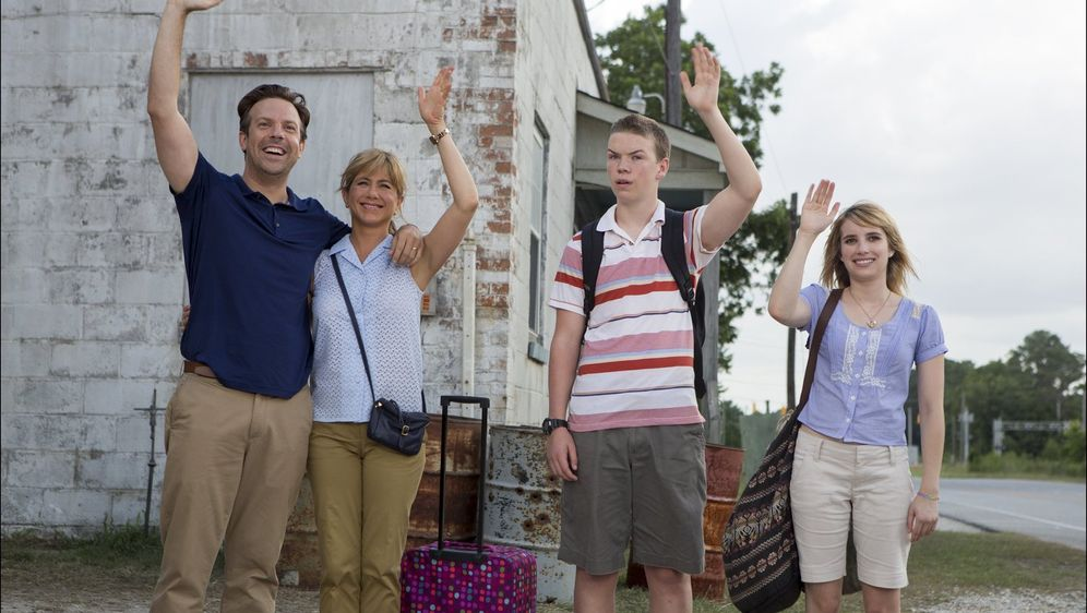 Wir sind die Millers - Bildquelle: 2013 Warner Brothers.  All rights reserved.