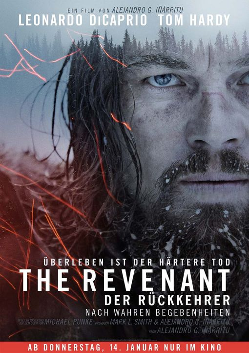 The-Revenant-00-2015Twentieth-Century-Fox - Bildquelle: 2015 Twentieth Century Fox