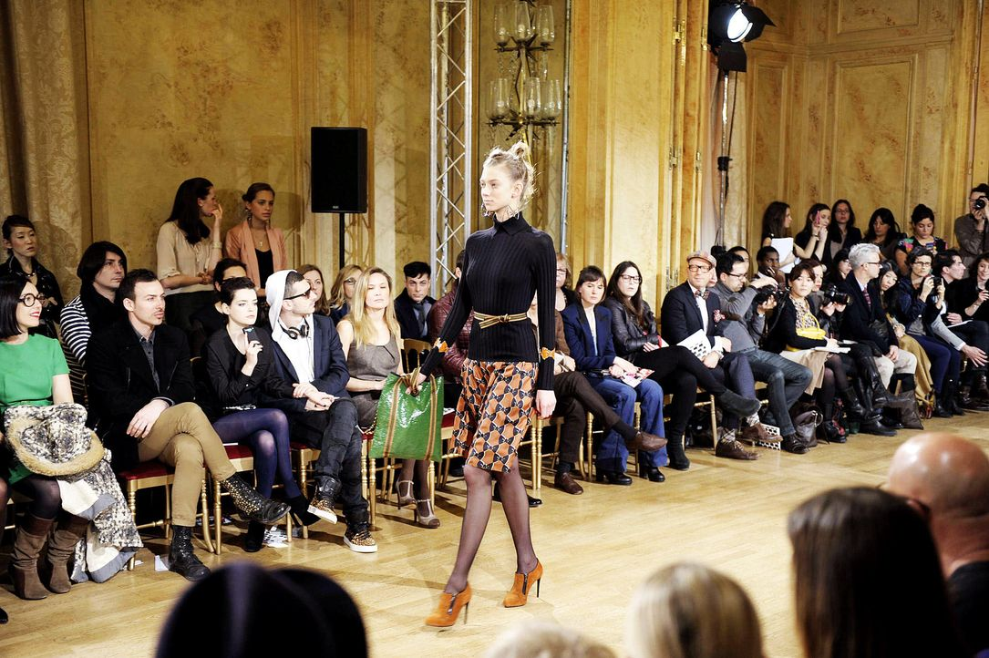 germanys-next-topmodel-stf07-epi10-fashion-show-luisa-005-oliver-s-prosiebenjpg 1950 x 1298 - Bildquelle: ProSieben/Oliver S.
