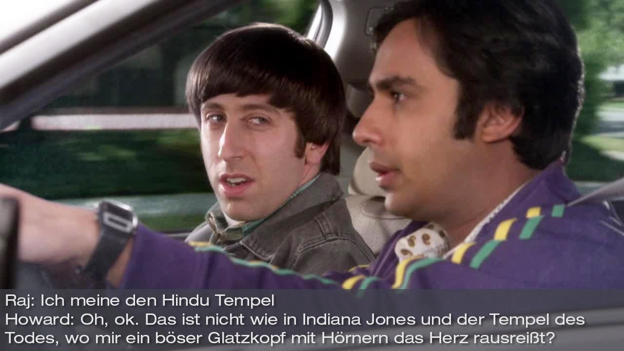 Zitate The Big Bang Theory Staffel 8 Folge 12 Bild3 - Bildquelle: Warner Bros. Television