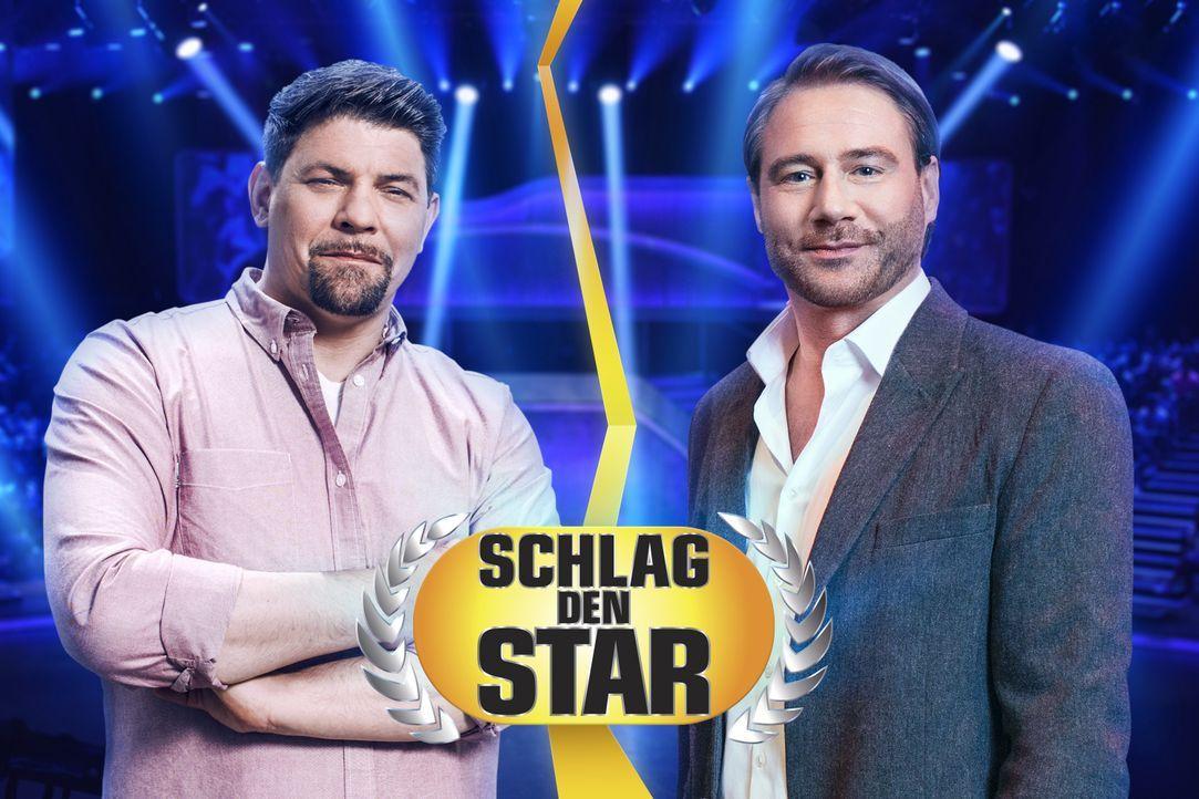 Tim Mälzer (l.); Sasha (r.) - Bildquelle: Willi Weber ProSieben / Willi Weber