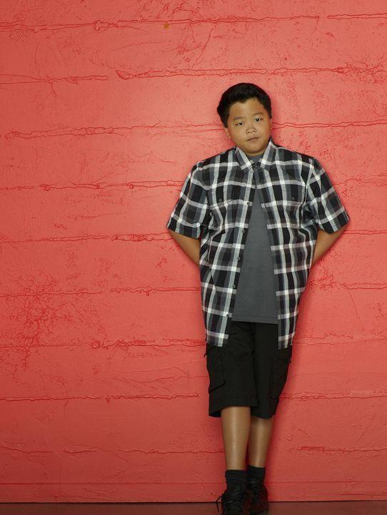 (3. Staffel) - Eddie (Hudson Yang), der älteste Sohn von Familie Huang, liebt Hip-Hop, verehrt Rapper und versucht, sich in der amerikanischen Kultu... - Bildquelle: 2016-2017 American Broadcasting Companies. All rights reserved.